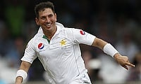 Yasir Shah climbs to the top of ICC Rankings