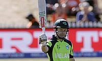 Ed Joyce ton secures series levelling victory for Ireland