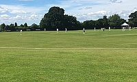 The Penkridge ground looking a picture this weekend