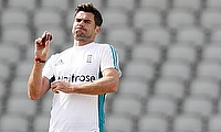 England will be boosted by the return of James Anderson.