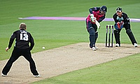 John Simpson played a leading role as Middlesex beat Surrey
