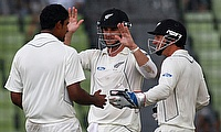 New Zealand march on after Ish Sodhi four-fer