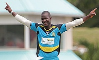 Darren Sammy once again led from the front for the St Lucia Zouks.