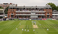 General view of Lord's - the home of cricket