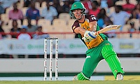 Guyana Amazon Warriors' Chris Lynn is the tournament's leading run-scorer
