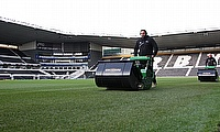 Nathan Scarff has two Dennis Premiers and three Dennis G860s at Derby County FC