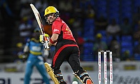 Brendon McCullum played a patient knock of 49.