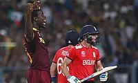 Carlos Brathwaite to lead 13-man T20I squad against India