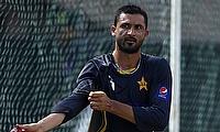 Inzamam urges Junaid Khan to continue working hard