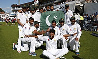 Pakistan ascend to the top of ICC Test rankings