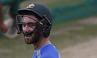 Glenn Maxwell was earlier dropped for the ODI series