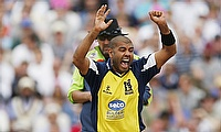 Jeetan Patel picked five wickets for Warwickshire in the semi-final.