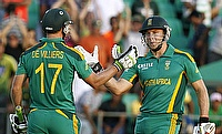 Both AB de Villiers (left) and David Miller (right) will make a comeback into the ODI side.