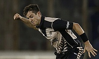 Adam Milne last played for New Zealand during the World T20 in India.