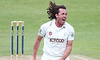 Ryan Sidebottom picked four wickets for Yorkshire.