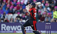 Ben Stokes played a key role in Durham's victory over Yorkshire Vikings in the 2016 NatWest Twenty20 Blast semi-finals