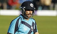 Calum MacLeod scored 102 off 107 deliveries.