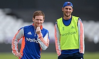 Both Eoin Morgan (left) and Alex Hales (right) will not be part of England's squad for Bangladesh tour.