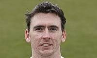 Steve Magoffin picked a 10-wicket haul for Sussex in the game