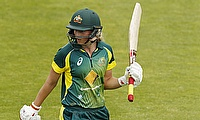 Narrow win for Australia Women in low-scoring encounter