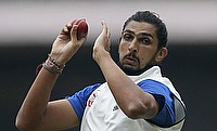 Ishant Sharma is expected to be fit in time for the second Test