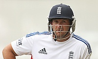 Tim Bresnan once again contributed with the bat.