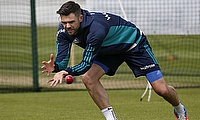 James Anderson last played during the Test series against Pakistan.