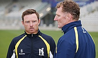 Dougie Brown was not happy with the result in the County Championship and Natwest T20 Blast.