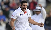 Tim Bresnan was impressive for Yorkshire with both bat and the ball.