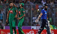 Moeen Ali (right) will hope to contribute to England's series win on Wednesday.