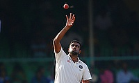 Ravichandran Ashwin picked up 27 wickets from three Tests