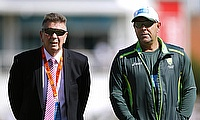 Rod Marsh (left) joined as national selector in May 2014.