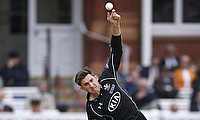 Zafar Ansari picked a four-wicket haul in the practice game
