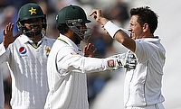 Yasir Shah spins Pakistan to series win in Abu Dhabi