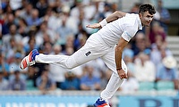 James Anderson will miss the first three Tests against India