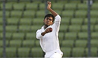 Mehedi Hasan picked 19 wickets in the two-match series