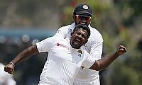 Herath completes 2-0 series whitewash for Sri Lanka with 13-wicket haul