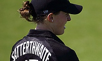 Amy Satterthwaite scored unbeaten 137 off 117 deliveries