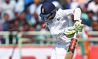 Haseeb Hameed scored an impressive unbeaten knock of 59 in the second innings
