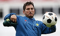 Yasir Shah missed the tour game against Cricket Australia XI with back injury