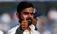 Virat Kohli has close to 700 runs in the four matches of the series so far