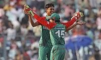 Mustafizur Rahman makes Bangladesh comeback