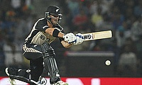 Corey Anderson recorded the most sixes in a T20I innings for New Zealand