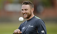 Brendon McCullum will miss the game against Melbourne Stars