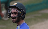 Glenn Maxwell last played in the 2014 Test series in India