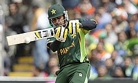 Mohammad Hafeez scored 72 runs
