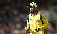 Fawad Ahmed registered figures of 14 for four against Sydney Sixers