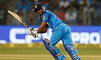 Kedar Jadhav came up with a man of the match performance in the first ODI in Pune