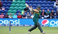 David Miller smashed a 18-ball 40 for the Proteas