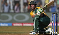 AB de Villiers scored a century on his comeback first-class game